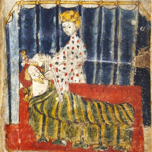 Sir Gawain and Lady Bertilak